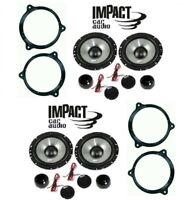 IMPACT Ef 65S Set 8 Arcas Para Inteligente For Four 2014> Con Sup > Delantero Y