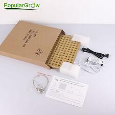 45W LED Grow Panel Light kit Full Spectrum Hydroponic Panel Flower Vegetable