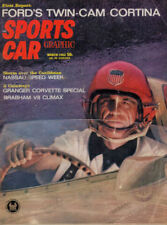 Cars, 1960s Car Transportation Magazines
