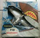 Vintage COX  P-40 Flying Tiger Thimble Drome Airplane original box Parts/Repair?