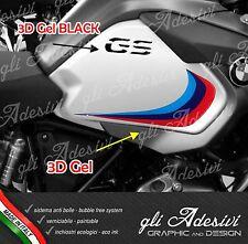 Set 4 Adesivi Protezione Resinati 3D BMW R 1200 GS LC ADVENTURE serbatoio