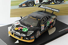 LAMBORGHINI MURCIELAGO R-GT #7 BOUCHUT MUCKE FIA GT 2007 ZHUHAI IXO ALTAYA 1/43
