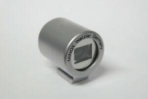 Minox Aufstecksucher für DCC 5.1 / 14.0 Digital Classic Camera gebraucht Sucher