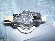 Heizung Thermostat Klixon  60 90 °C  Waschmaschine Quelle Privileg