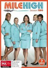 Mile High : Season 2 (DVD, 2007, 7-Disc Set)
