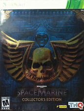 Warhammer 40,000: Space Marine Collector's Edition Microsoft Xbox 360 DISC ONLY