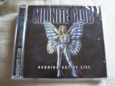 """Midnight Club """"Running out of lies"""" 2003 Hard rock CD Germany Stephen Seger"""