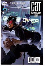 Catwoman # 47 Vf/Nm 2006 1St Print Adam Hughes Cover Pfeifer Woods Batman Htf