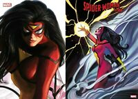 Marvel Comics Spider-Woman #5 Alex Ross Timeless + Momoko Variant NM 10/21/2020