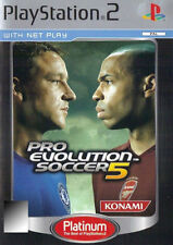 Sony PlayStation 2 Football Video Games with Manual