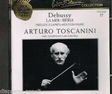 Toscanini Collection Vol. 37 - Debussy: La Mer, Iberia, Prelude A L'apres...- CD