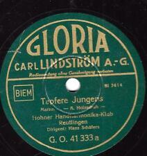 Hohner Orchestre Reutlingen: fidélité camaraderie + Braves Garçons Marche