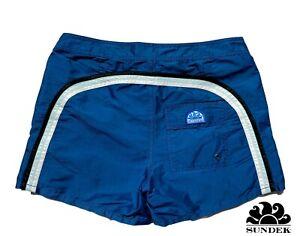 SUNDEK 34 Fluorescent Beach Board Shorts Swim Trunks Bathin Suit size 34 M L
