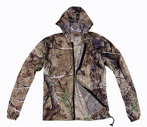Waterproof Bionic Camouflage Skin Clothing Breathable Quick Dry f Summer Fishing
