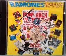 The Ramones - Ramones Mania (CD 1988)