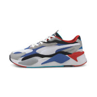 [PUMA] RS-X³ Puzzle Shoes Sneakers - White/Blue/Red(37157005)