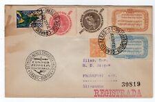 Graf Zeppelin Flight to Sieger Brazil to Germany 1936