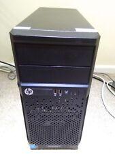 HP Prolient ML10 v2 G8 Intel Pentium G3240 Server 4GB Memory ILO4 - 814483-42