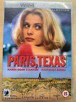 Paris Texas DVD 1984 Wim Wenders Cult Classic starring Harry Dean Stanton