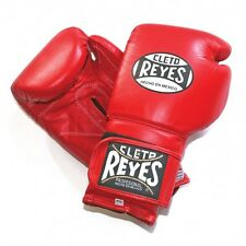 FREE Cleto Reyes Boxing Gloves Wrap Around Sparring Training Gloves Red
