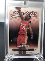 LeBron James Rookie RC 2003-2004 Upper deck MVP #201 READ DESCRIPTION
