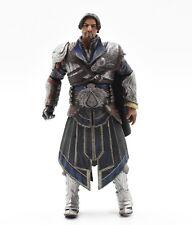 NECA - Assassins Creed Brotherhood - Ezio Onyx Assassin (Unhooded) Action Figure