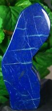 LAPIS LAZULI HAND POLISHED CRYSTAL MINERAL SPECIMEN 1870 GRAMS FROM AFGHANISTAN