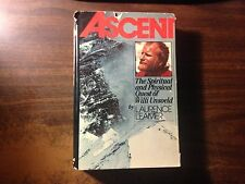 Ascent by Laurence Leamer 1st Hardcover w/ Dust Jacket 1982