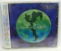 NIGHTS SEGA SATURN Original Soundtrack 1996 CD Game Soft PS  Japan