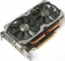 Grafikkarte ZOTAC NVIDIA GeForce GTX 1060 AMP! Edition, 6GB RAM, Gaming, Mining