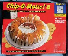 New In Box Chip-O-Matic Microwave Potato Chip Maker