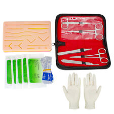 Top Medical Surgical Suture Practice Tools Kit Training Equipment Model Suturing