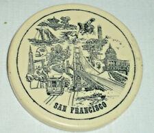 SOUVENIR Magnet vintage SAN FRANCISCO