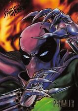 PROWLER / Spider-Man Fleer Ultra 1995 BASE Trading Card #43