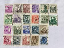 Austria Nice Stamps Lot 3