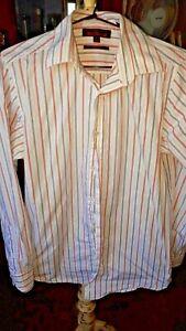 Ben Sherman mens shirt size M/ 39 / 40 slim fit FREE POST