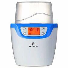 Baby Bottle Warmer Bottle Sterilizer-Food Warmer with Led Screen Temperature.