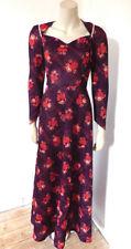 Hippy Original Vintage Dresses Crimplene