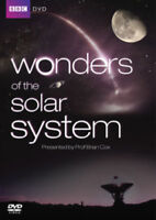 WONDERS OF THE SOLAR SYSTEM BRIAN COX BBC 2 DISC BOX SET UK DVD NEW