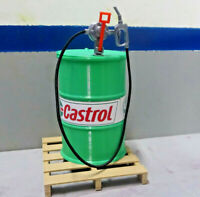 Oil Barrel Hand Pump Kit 1/10 Shop Action Figure Crawler Dollhouse Diorama