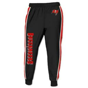 Tampa Bay Buccaneers Casual Joggers Pants Sweatpants Gym Sports Workout Trousers