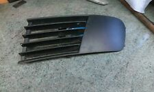 Seat Ibiza mk4 n/s black lower front bumper grill 02/06 no fog lamp type