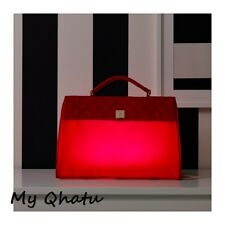 Ikea OMEDELBAR LED Decorative light, Bag Lamp red Decor B Who you Are Limited