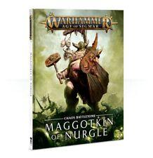 Warhammer Age of Sigmar Battletome: Maggotkin of Nurgle NIB