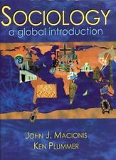 Sociology: A Global Introduction,Macionis, Prof Ken Plummer