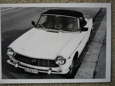 FIAT 1500 CABRIOLET PRESS or PUBLCITY  PHOTOS x 3. jm