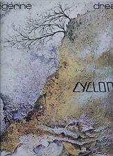 TANGERINE DREAM cyclone GERMAN 1978  EX LP