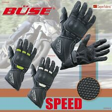 -41% BÜSE sportliche Handschuhe SPEED Motorradhandschuhe Sport Racing UVP 99,95€