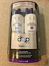 Whirlpool Everydrop Refrigerator  Water Filter 1 New Free Shipping W10295370A