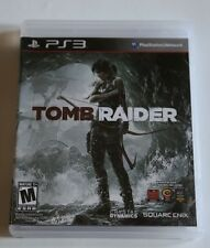 Tomb Raider (Sony PlayStation 3 / PS3, 2013) *GREAT CONDITION* Original